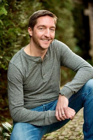 Geoffrey Simpson, author of The Three Hares